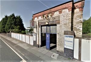 Moorside Station easy walking distance